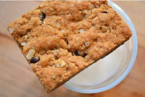 fruit and nut power bar recipe