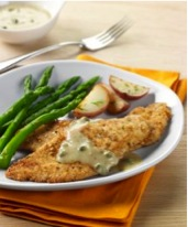 HSN Turkey Piccata
