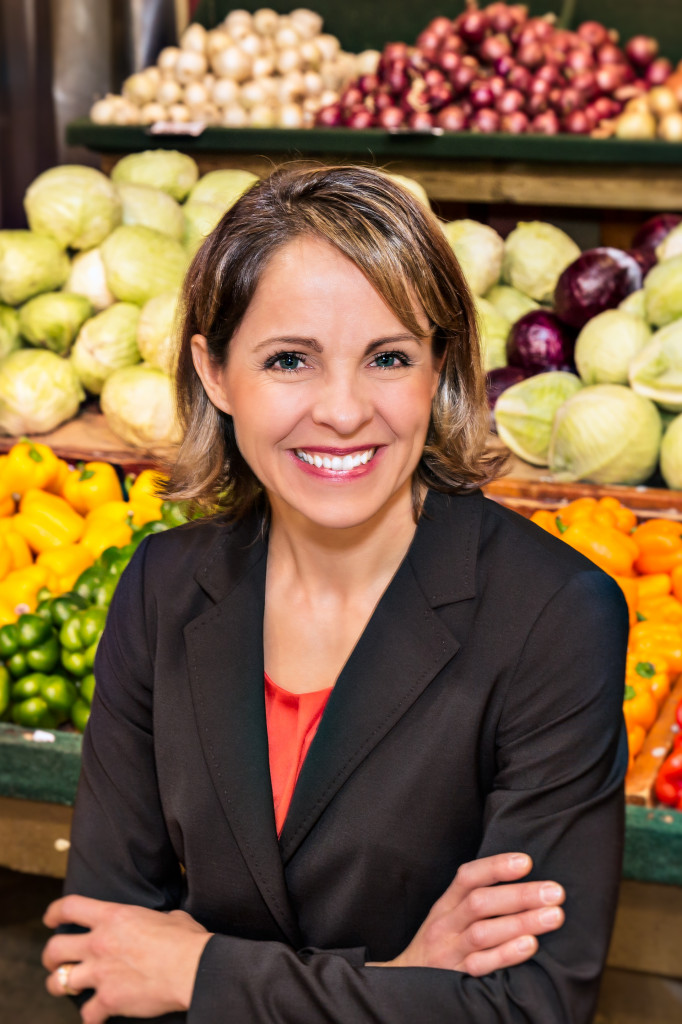 nutrition and wellness expert Andrea Holwegner BSc, RD