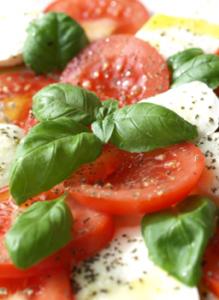 salad italian caprese