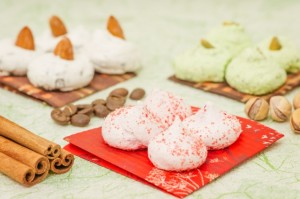 meringue cookie