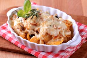 Rotini Casserole