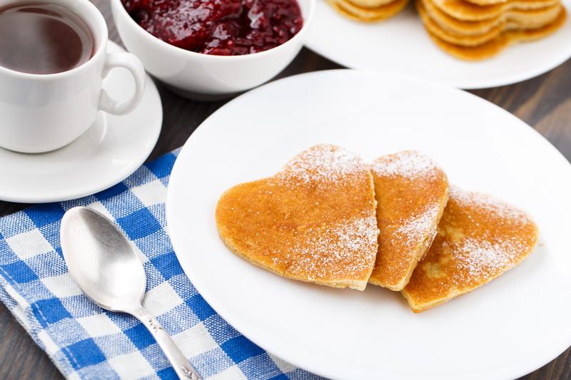 whole wheat cinnamon pancake recipe