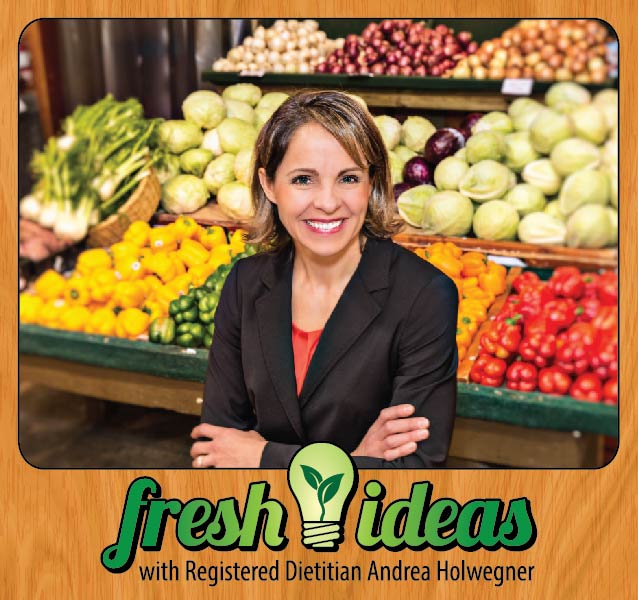 fresh ideas with Andrea Holwegner