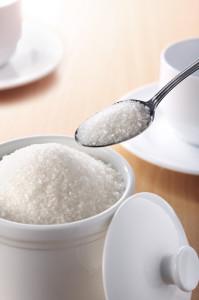 bowl of sugar