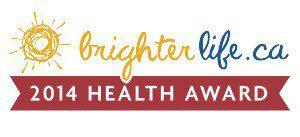 brighter life health award 2014