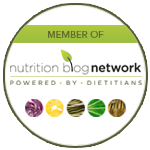 Member of the Nutrition Blog Network