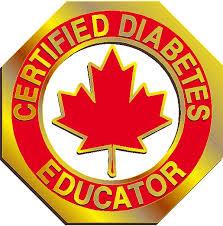 Certified Diabetes Educator Badge