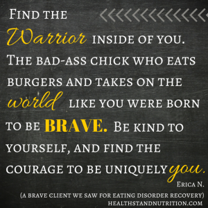 Find the warrior