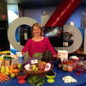 Andrea Howegner interview at Global Calgary for Jugo Juice
