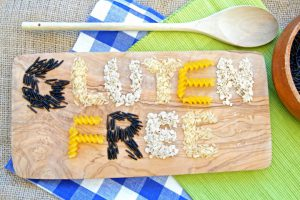 Note from nutrition expert Andrea Holwegner%0AMay is Celiac Awareness Month