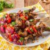 Thai Flank Steak Kebobs recipe