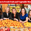 June is Fresh Fruit and Vegetable Month