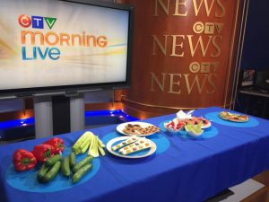 After school snacks for kids, CTV Morning Live with Andrea Holwegner