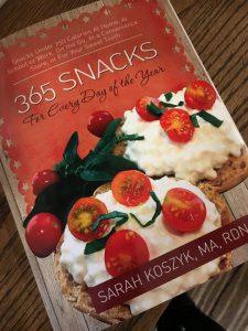 photo of 365 Snacks by Sarah Koszyk