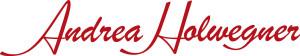 Andrea Holwegner Name Logo
