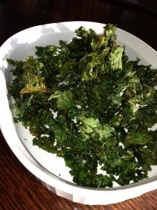 HSN Crunchy Kale Chips