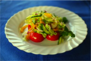 HSN Marinated Vegetable Salad