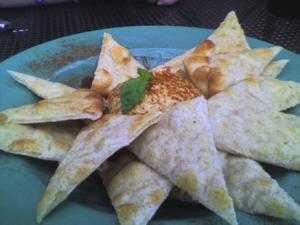 Cut Pita Chips