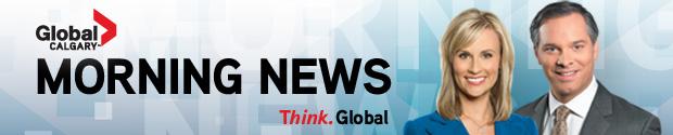 global calgary morning news l