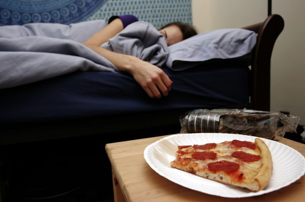 the role of sleep and your weight