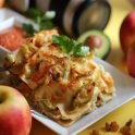 vegetable lasagna recipe for meatless monday