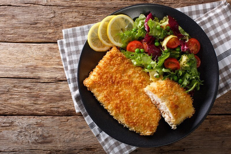 Cajun Breaded Fish Recipe
