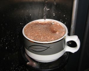Mily Hot Chocolate recipe