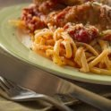 Recipe for Chicken Parmesan by the Registered Nutritonists / Dietitians
