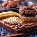 Recipe for chocolate banana cupcakes