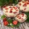 Homemade vanilla pudding recipe