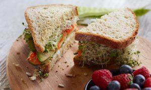 Udi's Gluten Free Veggie Millet-Chia Sandwich2