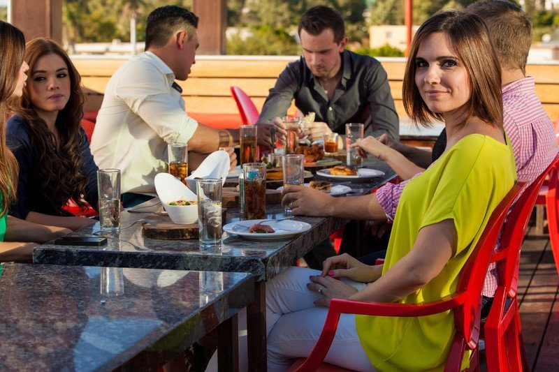 Eating out the healthy way: dietitian advice