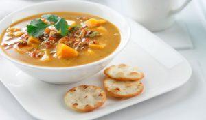 soup lentils