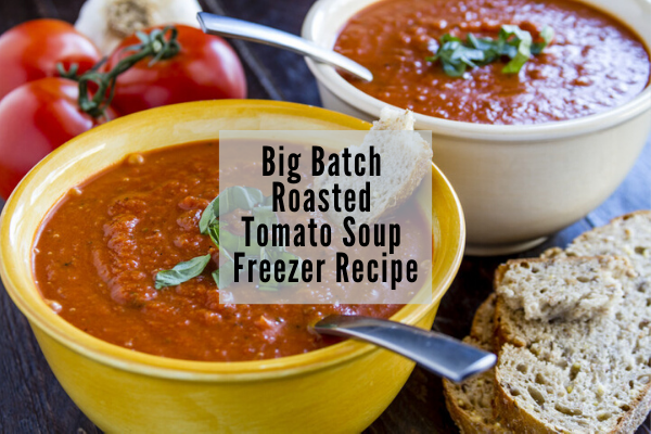 freezer tomato soup recipe healthy