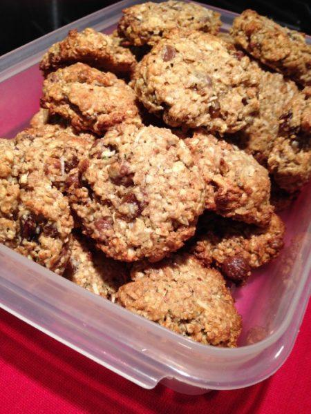 Health Geek Cookies