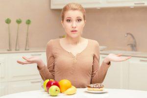 sweet vs healthy