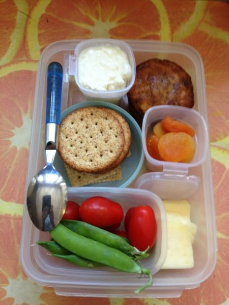 Mom Dietitian School Lunch Packing Ideas