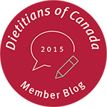 Dietitians of Canada Member Blog