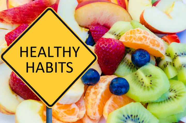 how to create healthy eating habits