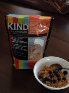 Kind Healthy Grains - Peanut Butter Whole Grain Clusters Granola