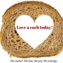 Love a carb today!
