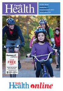 Family Health Magazine - Boost  Your Bone Strength