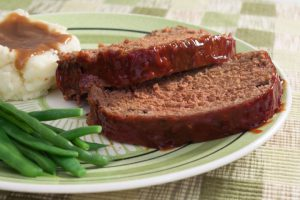recipe for Deb's amazing meatloaf