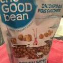 The Good Bean Roasted Chickpea Snacks