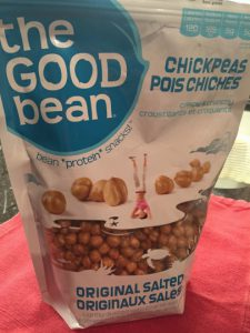 The Good Bean Roasted Chickpeas