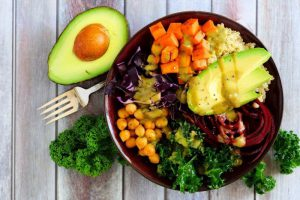 Vegetarian meal planning for beginners - tips from a Registered Dietitian