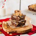 Peanut Butter Nanaimo Bars recipe
