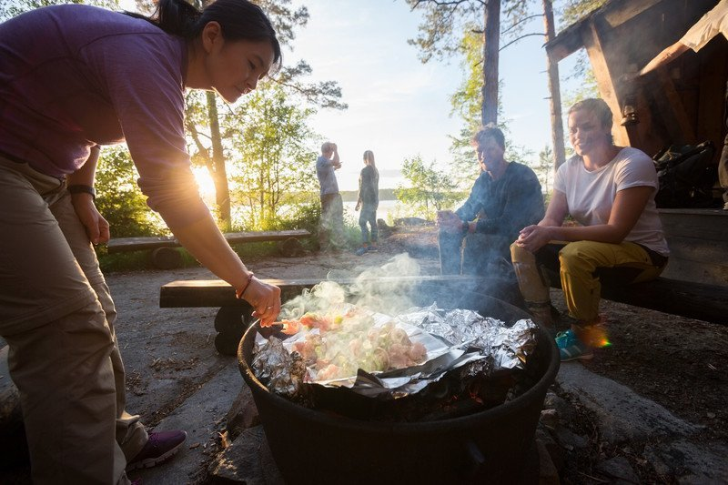 Registered Nutritionist Healthy camping food ideas (without sacrificing taste and fun!)