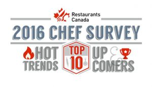 What Canadians Eat, According to 2016 Canadian Chefs Survey
